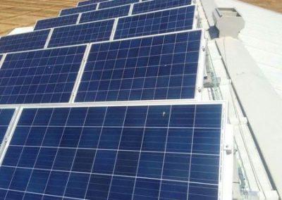 Bombeo Solar de Nogueras en La Gineta