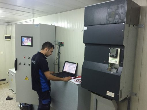 Tramitación, Instalación y Automatización de Grupo Bombeo Sumergible 350CV
