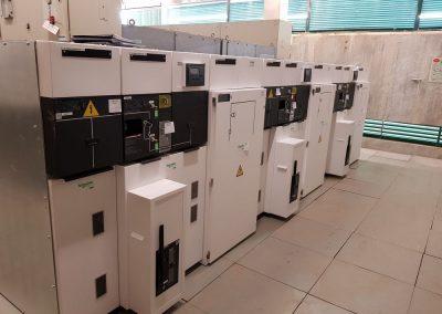 Tramitación y ejecución de modificación en la medida de la planta de cogeneración en fábrica de García Baquero